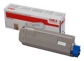 OKI ORIGINAL - OKI 44315308 Noir (8000 pages) Toner de marque