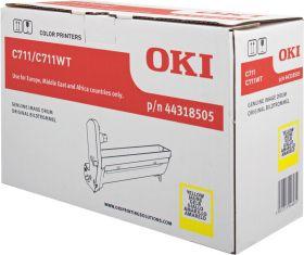 OKI ORIGINAL - OKI 44318505 Jaune (20000 pages) Tambour de marque
