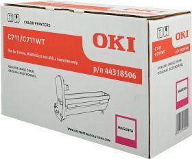 OKI ORIGINAL - OKI 44318506 Magenta (20000 pages) Tambour de marque