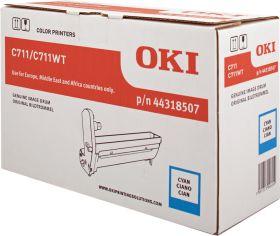 OKI ORIGINAL - OKI 44318507 Cyan (20000 pages) Tambour de marque