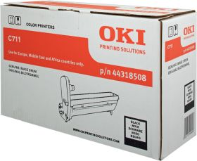 OKI ORIGINAL - OKI 44318508 Noir (20000 pages) Tambour de marque