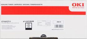OKI ORIGINAL - OKI 44318608 Noir (11000 pages) Toner de marque