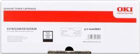 OKI ORIGINAL - OKI 44469803 Noir (3500 pages) Toner de marque