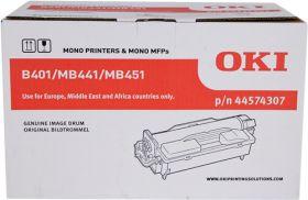OKI ORIGINAL - OKI 44574307 Noir (25000 pages) Tambour de marque