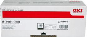 OKI ORIGINAL - OKI 44973508 Noir (7000 pages) Toner de marque