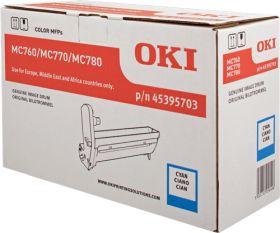 OKI ORIGINAL - OKI 45395703 Cyan (30000 pages) Tambour de marque