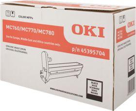 OKI ORIGINAL - OKI 45395704 Noir (30000 pages) Tambour de marque