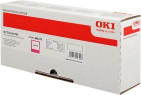 OKI ORIGINAL - OKI 45396202 Magenta (11500 pages) Toner de marque
