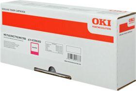 OKI ORIGINAL - OKI 45396302 Magenta (6000 pages) Toner de marque