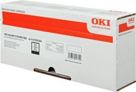 OKI ORIGINAL - OKI 45396304 Noir (8000 pages) Toner de marque