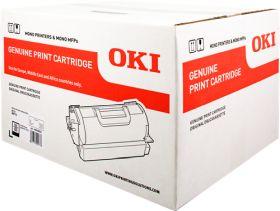 OKI ORIGINAL - OKI 45439002 Noir (36000 pages) Toner de marque