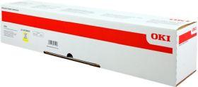 OKI ORIGINAL - OKI 45536413 Jaune (24000 pages) Toner de marque