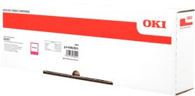 OKI ORIGINAL - OKI 45862815 Magenta (10000 pages) Toner de marque