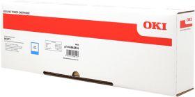 OKI ORIGINAL - OKI 45862816 Cyan (10000 pages) Toner de marque