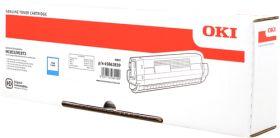 OKI ORIGINAL - OKI 45862839 Cyan (7300 pages) Toner de marque