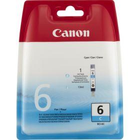 CANON ORIGINAL - Canon BCI-6 cyan (13 ml) Cartouche de marque 4706A002
