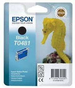 EPSON ORIGINAL - Epson T0481 Noir (13 ml) Cartouche de marque