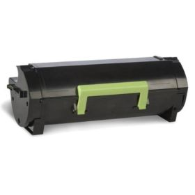 RECYCLE LEXMARK - 502X Noir (10000 pages) Toner remanufacturé