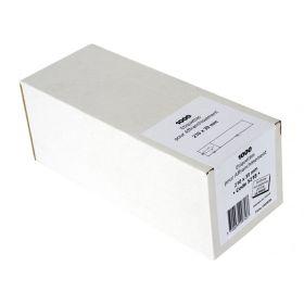 ETIQUETTES - 155 x 39mm - Boîte de 1000 étiquettes d'affranchissement blanches simples courtes