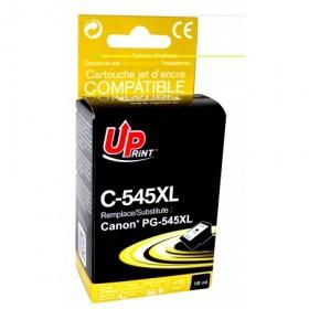 PREMIUM - PG-545XL cartouche noire remanufacturée Canon Qualité Premium (18 ml )