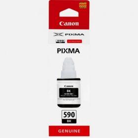 CANON ORIGINAL - Canon GI-590 Noir (135 ml) Bouteille d'encre de marque