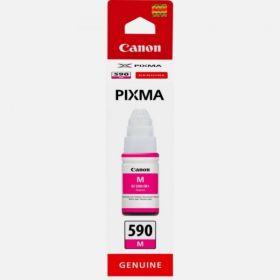 CANON ORIGINAL - Canon GI-590 Magenta (70 ml) Bouteille d'encre de marque