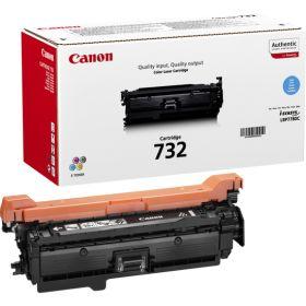 CANON ORIGINAL - Canon 732 cyan (6400 pages) Toner de marque