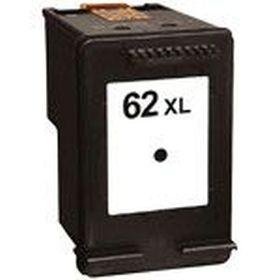 COMPATIBLE HP - 62XL / C2P05AE Noir (600 pages) Cartouche remanufacturée