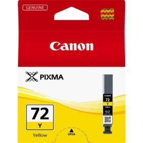 CANON ORIGINAL - Canon PGI-72 Jaune (14 ml) Cartouche de marque