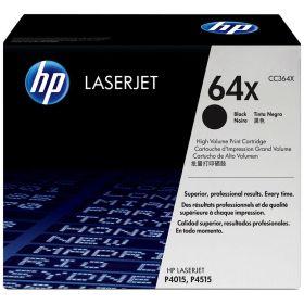 HP ORIGINAL - HP 64X / CC364X Noir (24000 pages) Toner de marque