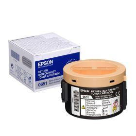 EPSON ORIGINAL - Epson S050651 / S050650 Noir (2200 pages) Toner de marque