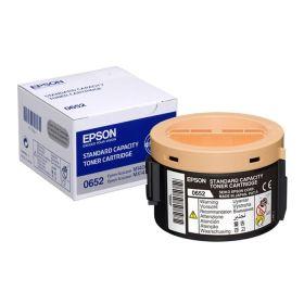 EPSON ORIGINAL - Epson S050652 Noir (1000 pages) Toner de marque