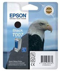 EPSON ORIGINAL - Epson T007 Noir (16 ml) Cartouche de marque