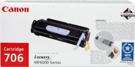 CANON ORIGINAL - Canon 706 Noir (5000 pages) Toner de marque
