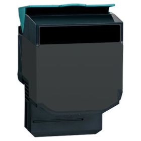 RECYCLE LEXMARK - 702HK / 70C2HK0 Noir (4000 pages) Toner remanufacturé