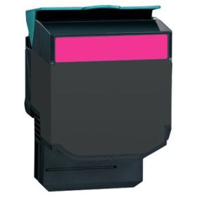 RECYCLE LEXMARK - 702HM / 70C2HM0 Magenta (3000 pages) Toner remanufacturé