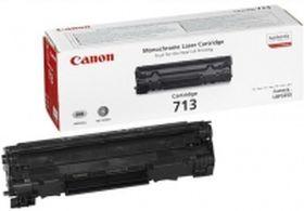 CANON ORIGINAL - Canon 713 Noir (2000 pages) Toner de marque
