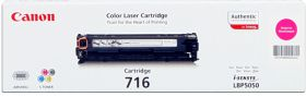 CANON ORIGINAL - Canon 716 Magenta (1500 pages) Toner de marque
