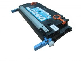 COMPATIBLE CANON - 717 Cyan (4000 pages) Toner remanufacturé