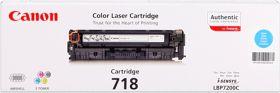 CANON ORIGINAL - Canon 718 Cyan Toner de marque