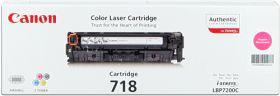 CANON ORIGINAL - Canon 718 Magenta Toner de marque