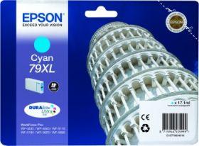 EPSON ORIGINAL - Epson 79XL Cyan (17,1 ml) Cartouche de marque T7902