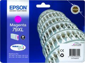 EPSON ORIGINAL - Epson 79XL Magenta (17,1 ml) Cartouche de marque T7903