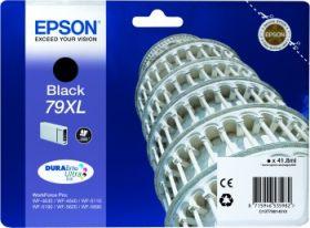 EPSON ORIGINAL - Epson 79XL Noire (41,8 ml) Cartouche de marque T7901