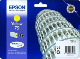 EPSON ORIGINAL - Epson 79 Jaune (6,5 ml) Cartouche de marque T7914
