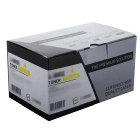 COMPATIBLE LEXMARK - 80C2XY0 Jaune (4000 pages) Toner générique