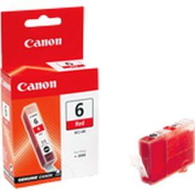 CANON ORIGINAL - Canon BCI-6 rouge (13 ml) Cartouche de marque