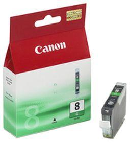 CANON ORIGINAL - Canon CLI8 verte (13 ml) Cartouche de marque