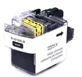 COMPATIBLE BROTHER - LC-3217 / LC-3219 XL Noire (3000 pages) Cartouche générique (puce incluse)