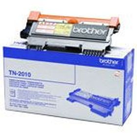 BROTHER ORIGINAL - Brother TN-2010 Noir (1000 pages) Toner de marque